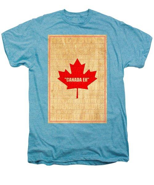 Canada Music 1 Men's Premium T-Shirt