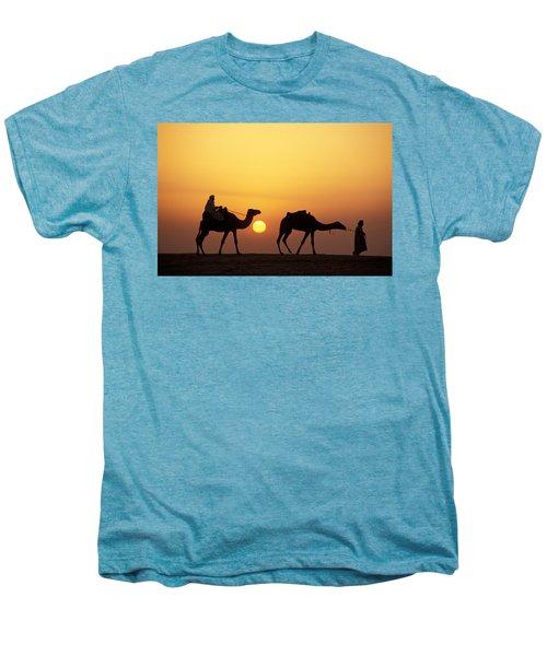 Caravan Morocco Men's Premium T-Shirt