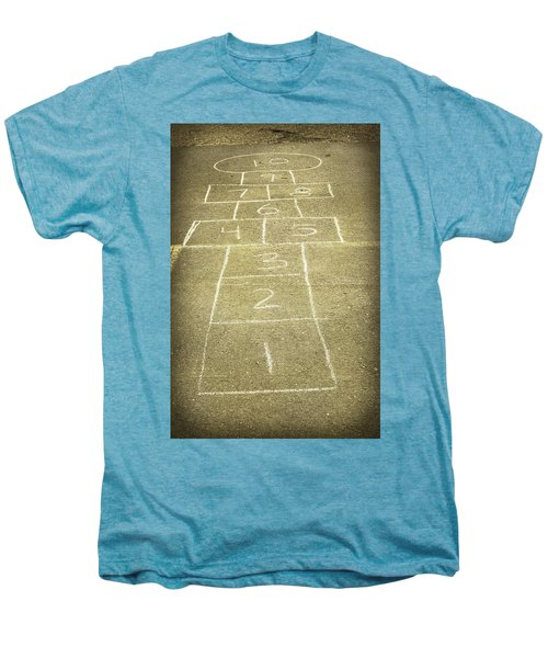 Childhood Games Men's Premium T-Shirt