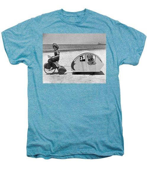 Children Beach Tour Men's Premium T-Shirt