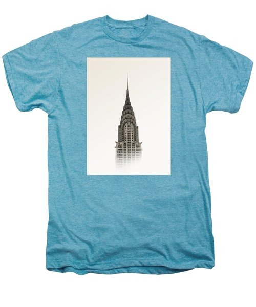 Chrysler Building - Nyc Men's Premium T-Shirt by Nicklas Gustafsson