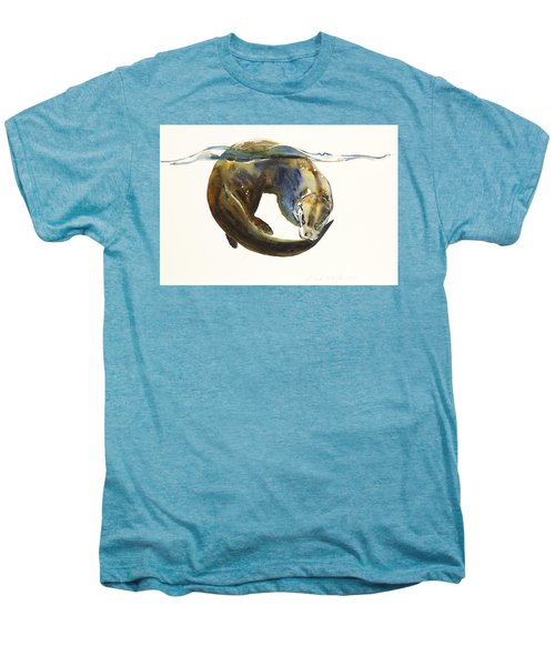Circle Of Life Men's Premium T-Shirt by Mark Adlington