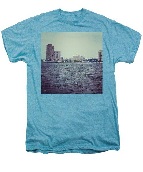 City Across The Sea Men's Premium T-Shirt