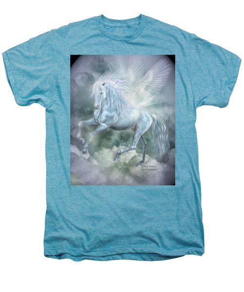 Cloud Dancer Men's Premium T-Shirt
