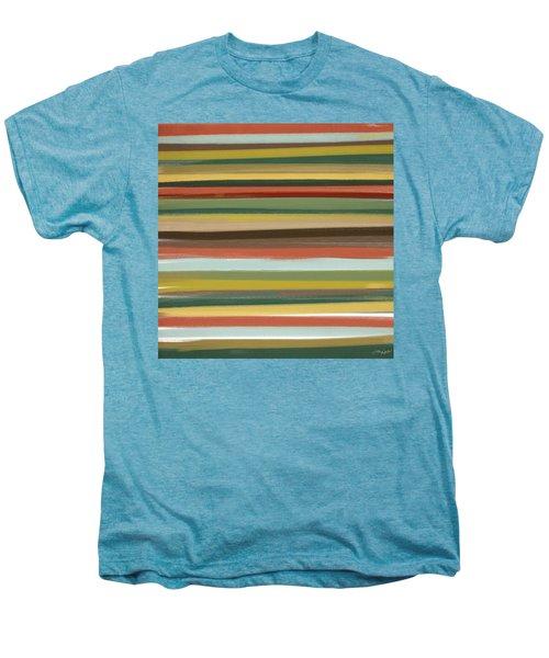 Color Of Life Men's Premium T-Shirt by Lourry Legarde