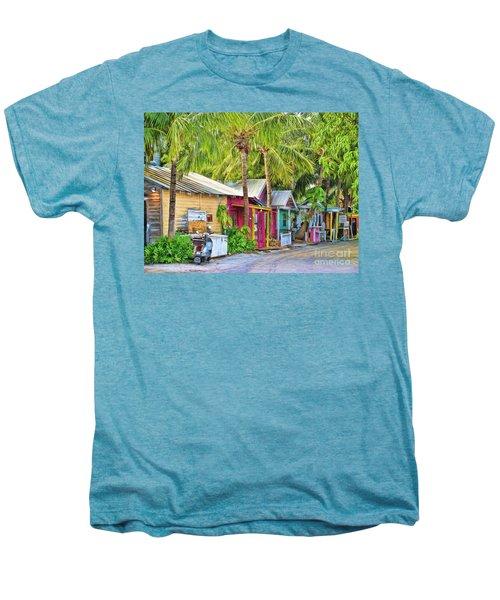Lazy Way Lane Men's Premium T-Shirt