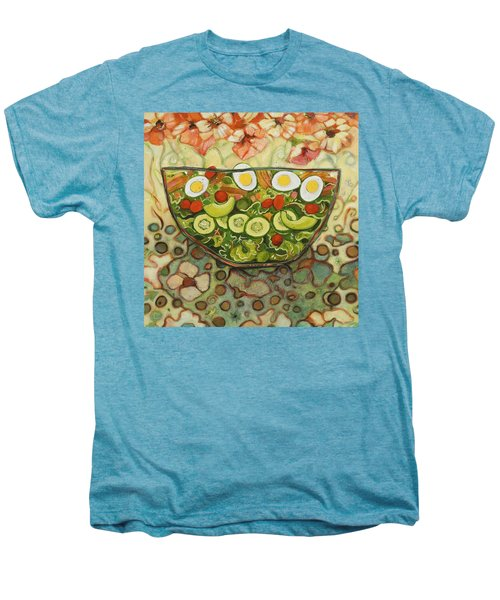Cool Summer Salad Men's Premium T-Shirt