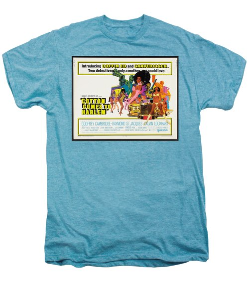 Cotton Comes To Harlem Poster Men's Premium T-Shirt