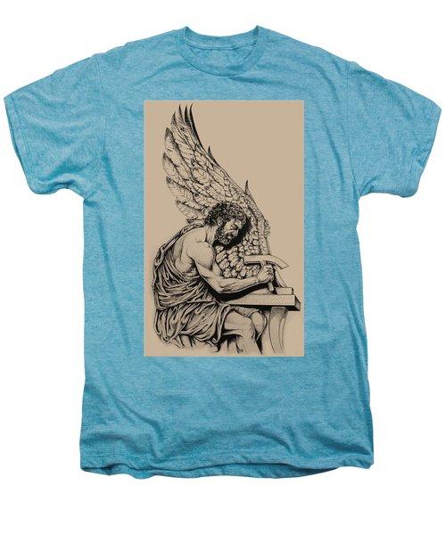 Daedalus Workshop Men's Premium T-Shirt by Derrick Higgins