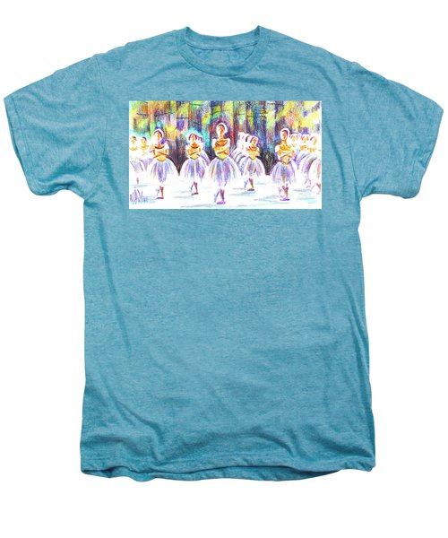 Dancers In The Forest II Men's Premium T-Shirt