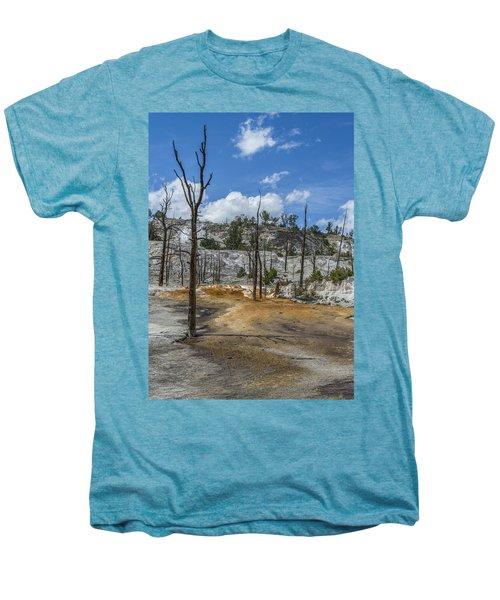 Desolation Yellowstone National Park Men's Premium T-Shirt