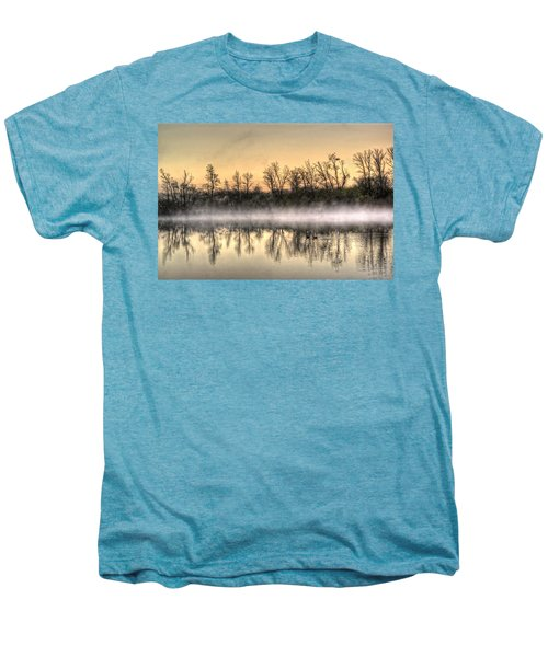 Early Morning Mist Men's Premium T-Shirt