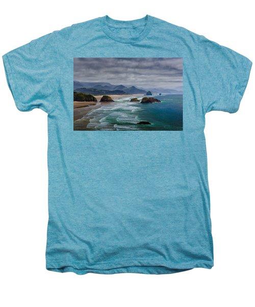 Ecola Viewpoint Men's Premium T-Shirt