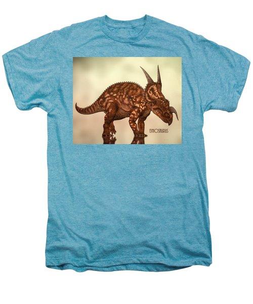 Einiosaurus Men's Premium T-Shirt by Bob Orsillo