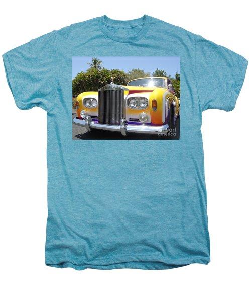 Elton John's Old Rolls Royce Men's Premium T-Shirt