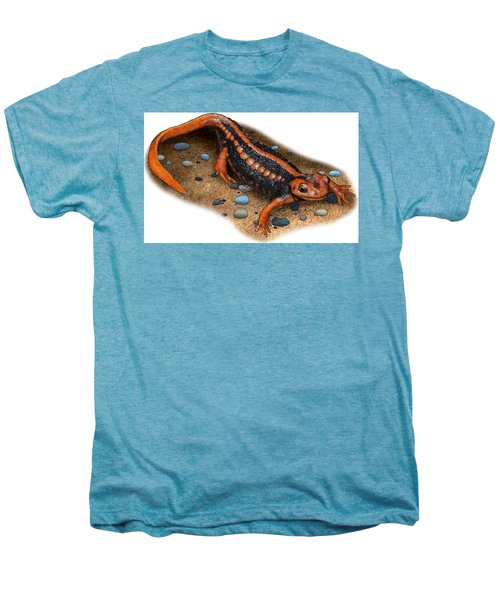 Emperor Newt Men's Premium T-Shirt