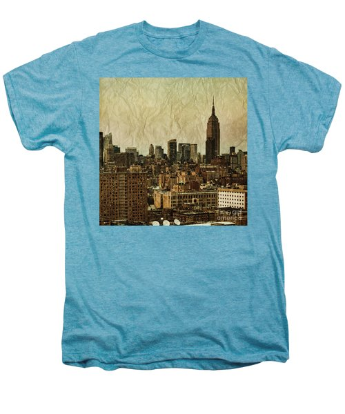Empire Stories Men's Premium T-Shirt by Andrew Paranavitana