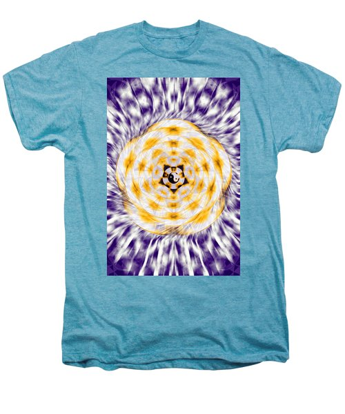 Flowering Emotion Men's Premium T-Shirt by Derek Gedney