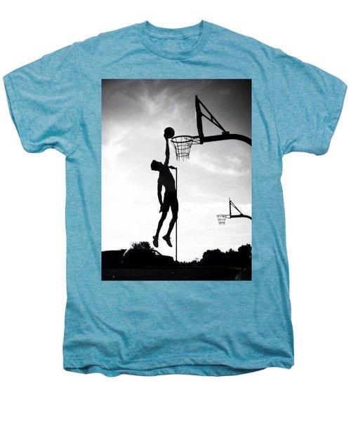 For The Love Of Basketball  Men's Premium T-Shirt