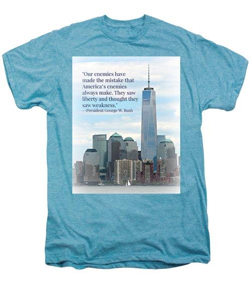 Freedom On The Rise Men's Premium T-Shirt