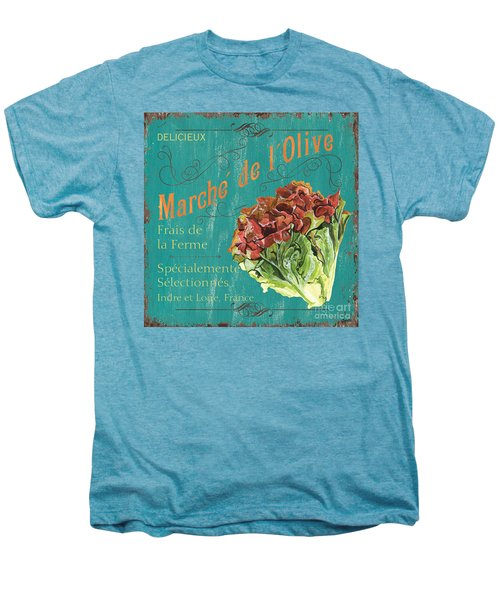 French Market Sign 3 Men's Premium T-Shirt