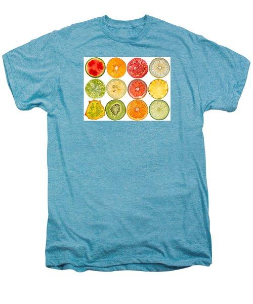 Fruit Market Men's Premium T-Shirt by Steve Gadomski