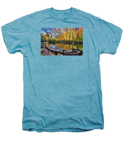 Full Box Of Crayons Men's Premium T-Shirt