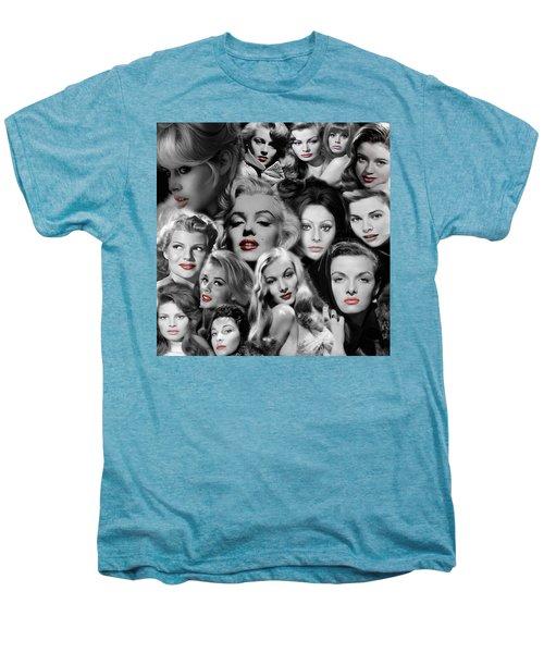 Glamour Girls 1 Men's Premium T-Shirt