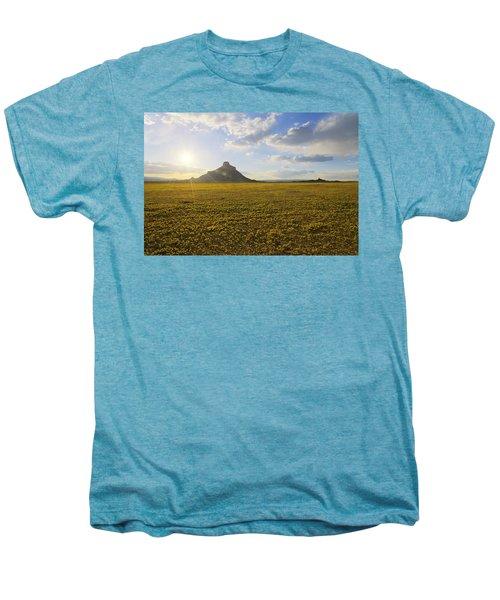 Golden Desert Men's Premium T-Shirt