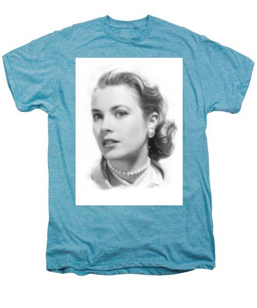 Grace Kelly Pencil Men's Premium T-Shirt