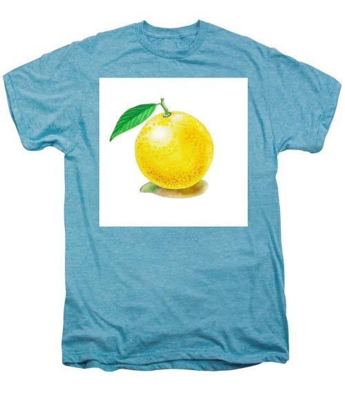 Grapefruit Men's Premium T-Shirt