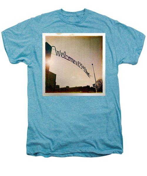 Harlem Men's Premium T-Shirt by H James Hoff
