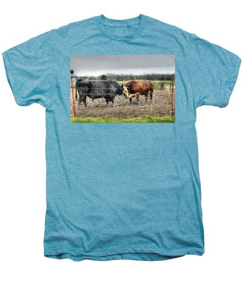 Head To Head Men's Premium T-Shirt