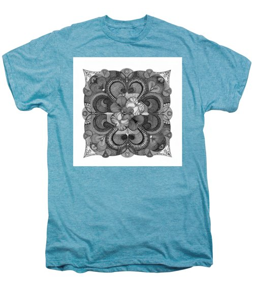 Heart To Heart Men's Premium T-Shirt