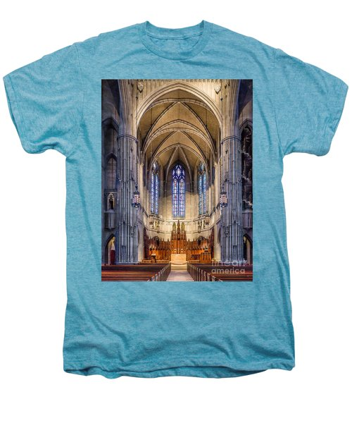Heinz Chapel - Pittsburgh Pennsylvania Men's Premium T-Shirt