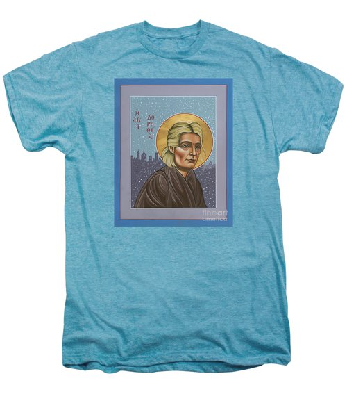 Holy Prophet Dorothy Day 154 Men's Premium T-Shirt