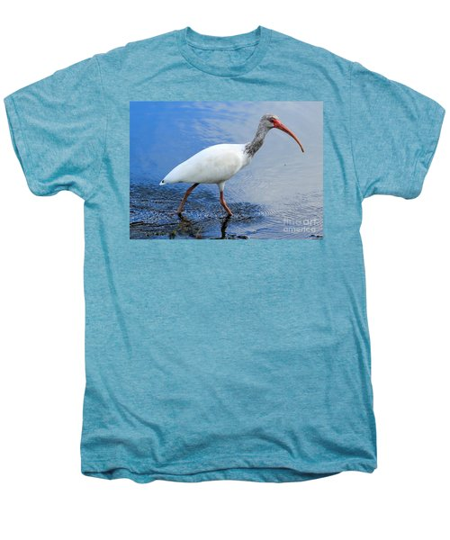 Ibis Visitor Men's Premium T-Shirt by Carol Groenen