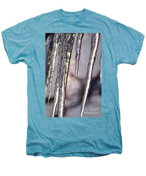 Icicles  Men's Premium T-Shirt