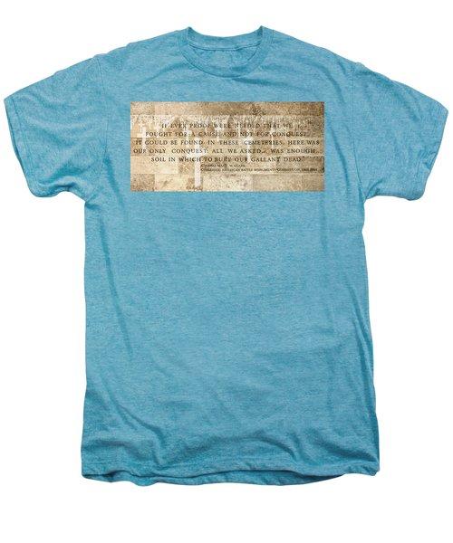 If Ever Proof Were Needed Men's Premium T-Shirt