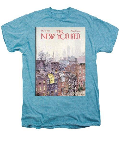 In The Borough Men's Premium T-Shirt