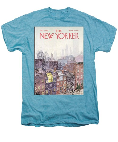 In The Borough Men's Premium T-Shirt