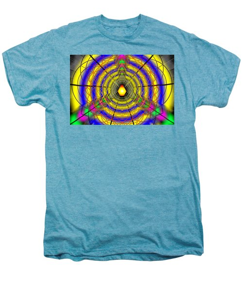 Infinity Gateway Nine Men's Premium T-Shirt by Derek Gedney