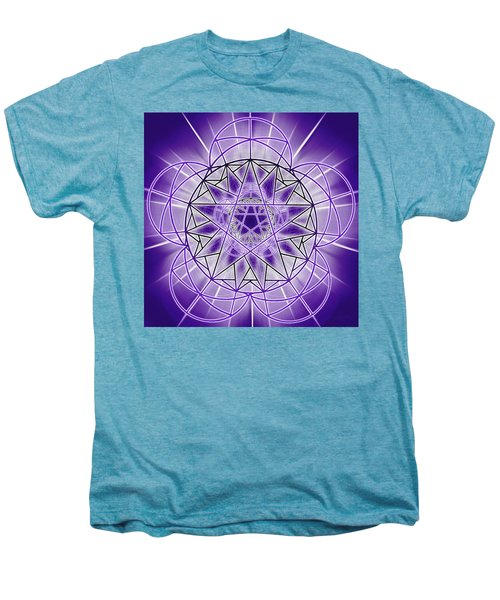 In'phi'nity Star-map Men's Premium T-Shirt