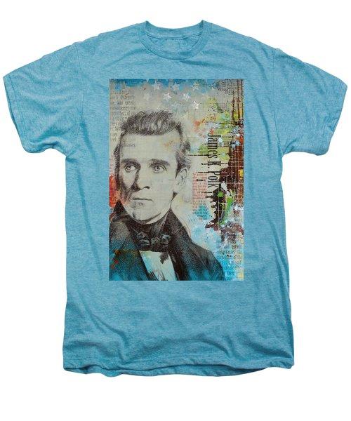 James K. Polk Men's Premium T-Shirt