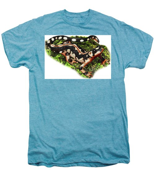 Kaisers Spotted Newt Men's Premium T-Shirt