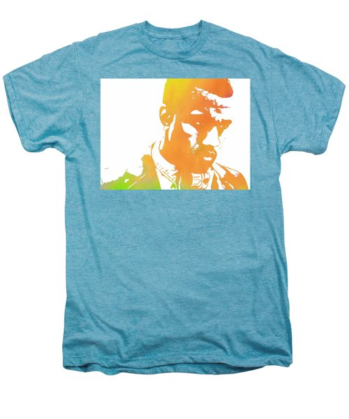 Kanye West Pop Art Men's Premium T-Shirt