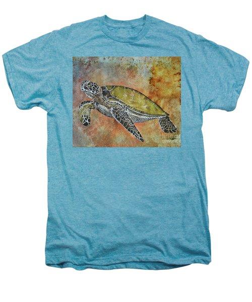 Kauila Guardian Of Children Men's Premium T-Shirt by Suzette Kallen