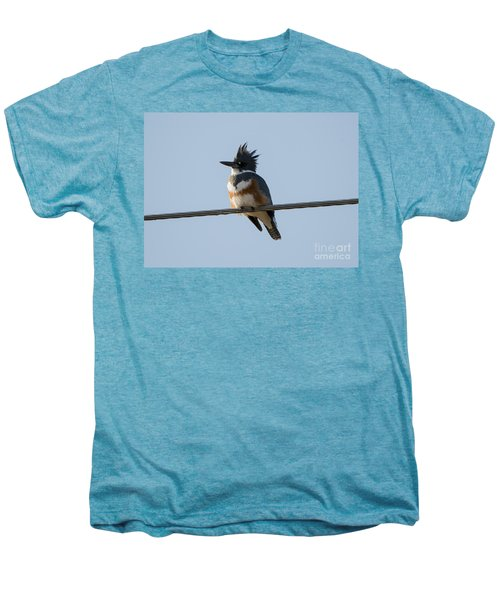 Kingfisher Profile Men's Premium T-Shirt