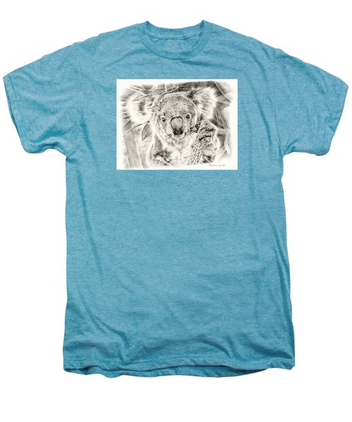 Koala Garage Girl Men's Premium T-Shirt by Remrov