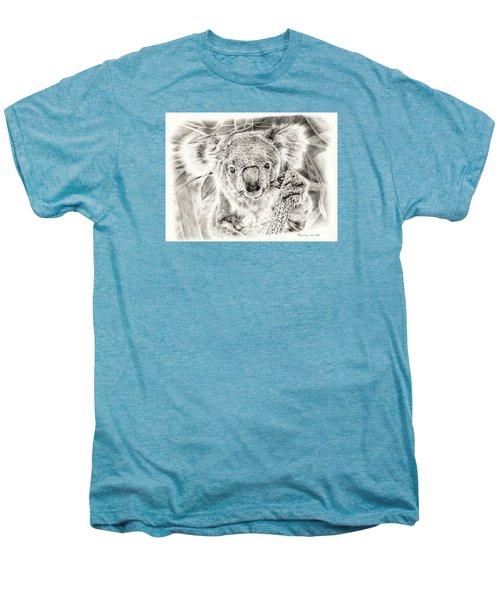 Koala Garage Girl Men's Premium T-Shirt